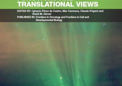 Frontiers eBook on Aurora Kinases
