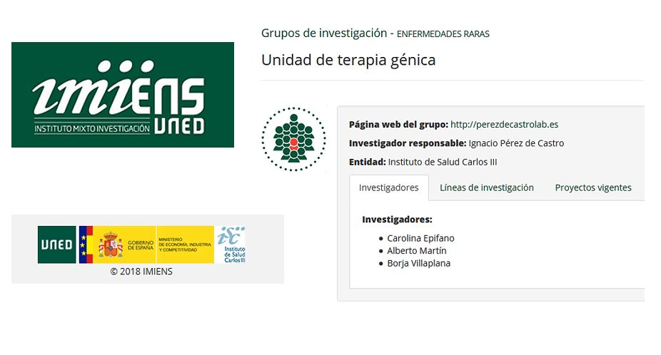 IMIENS_Research group