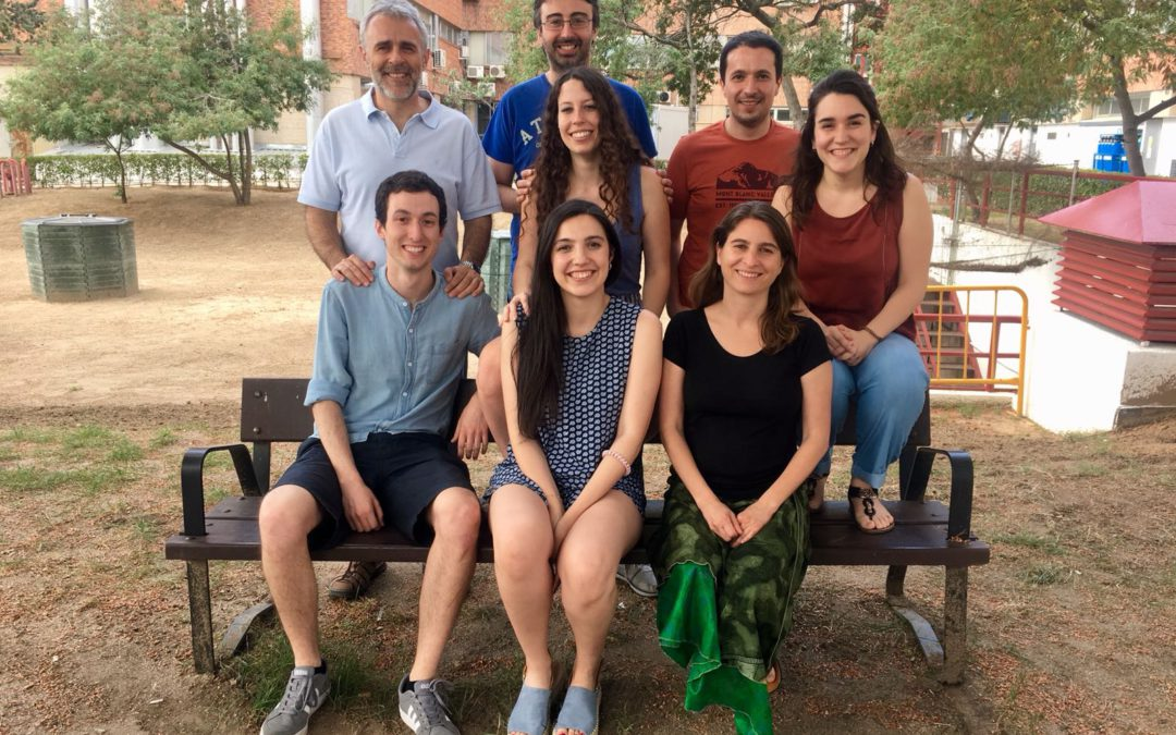 2018 Master and Grade students