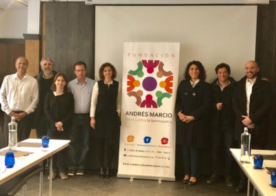 V LMNA meeting (Madrid January 2019)